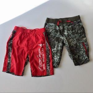 Diesel Boys Camo Shorts & Swim Trunks Board 8